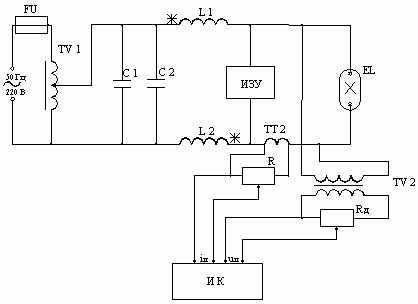 сетевые и моторные дроссели схема подключения - Практическая схемотехника.